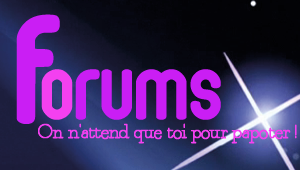 Forums - On n'attend que toi pour papoter !